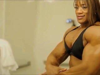 Fbb músculo morph