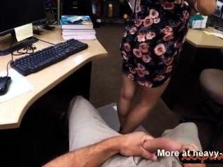 Sexo na loja de penhores