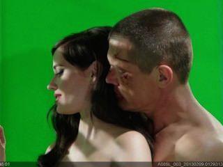 Eva green nude sin city uma dama para matar por trás dos bastidores