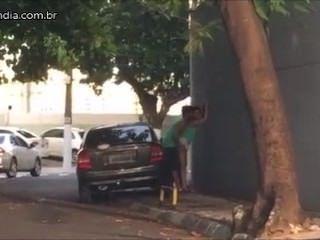 Sexo em publico carnaval de salvador brasil