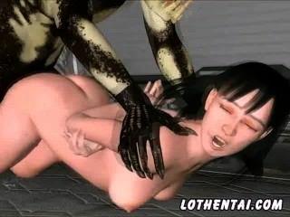 3d girl get fucked por predadores