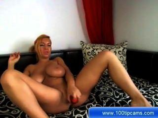 Garotas loiras webcam sexo de 100tipcams.com