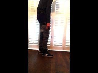Flacidez minhas calças de brim favoritas