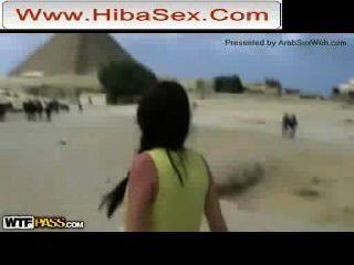 Indignação em vídeo pornô tiro em pirâmides hibasex.com