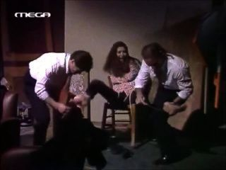 Grego mainstream tickle interrogation (curta)