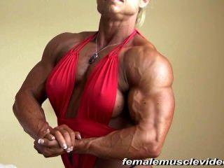 Grandes músculos femininos