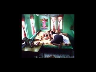 Myanmar verdadeiro marido foda sua esposa