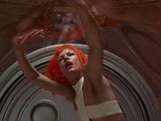 Milla jovovich no quinto elemento