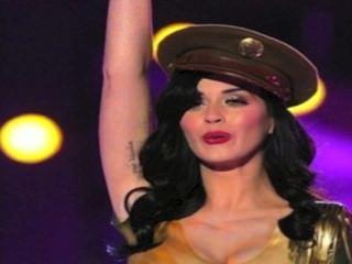 Katy perry disrobed em hd!