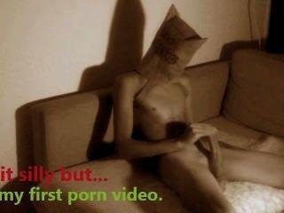 Vídeo masturbação amador