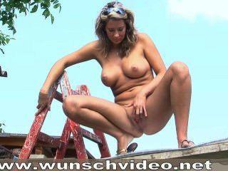 Meninas pissing ramp hd vídeo