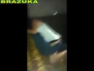 Amador trepando no camarote