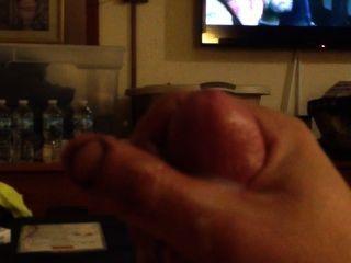 Meu primeiro vídeo de mim soprando uma carga cremosa