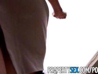 Propertysex sexy asian agente imobiliário enganado em fazer sexo vídeo