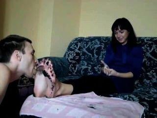 Adoração de pés sujos