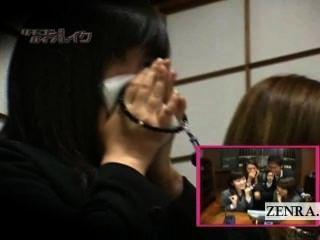 Subtitulado crazy japanese funeral remote vibrator prank