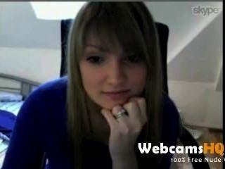 Webcam masturbação super sexy teens fica nu na câmara