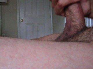 Acariciando o seu prazer últimos 20 30 segundos é o que você \ Homemade masturbate masturbating cumshot orgasmo Rrr solo masculino Rrr 