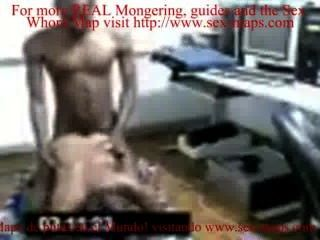 Maldita prostituta moçambicana