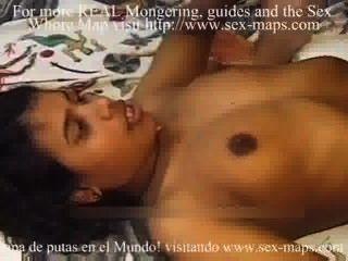 Prostituta adolescente indiana