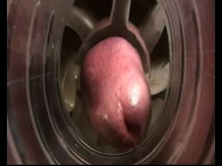 Cumming dentro de um fleshlight