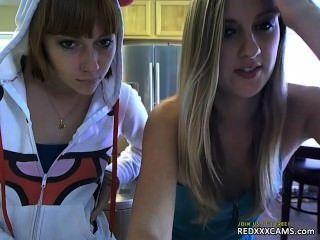 Camgirl webcam sessão 4