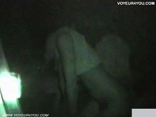Sexo asiático quente da menina no carro
