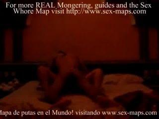 Meretriz mexicana faz um turista feliz