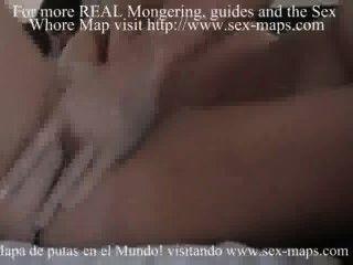 Argentina prostituta faz um turista se sentir bem-vindo