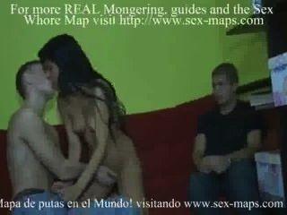 Prostituta faz um turista não esquecer o vacantion