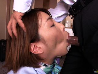 Tokyo, stewardess, após, dever, golpeando, 2