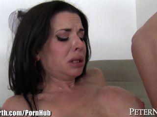 Squirting enfermeira veronica avluv fodido duro