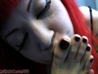 Garota sonolenta sonolenta