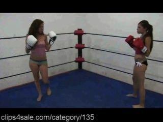 Feminino boxe em clips4sale.com