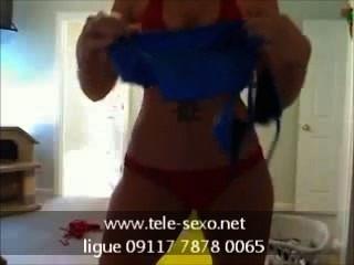 Bundudinha tatuada gostosa na webcam www.tele sexo.net 09117 7878 0065