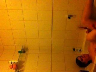 Bf me filmando no banho