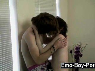 Sexo gay quente sean foi conhecido por seus vídeos chamuscantes, mas este é