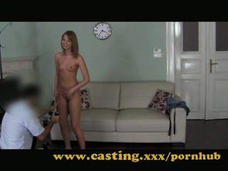 Creampie casting capturado pelo namorado