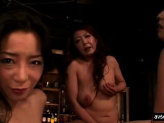 Lésbica japonesa quente