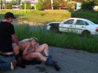 Chocante público rua grupo sexo gangbang orgia parte 4