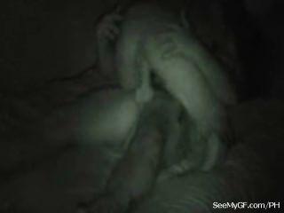 Namorada quente coberto no cum depois do sexo