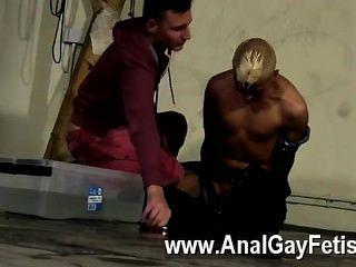 Diácono de orgia gay poderia ter pensado que ele estava injetando como outra