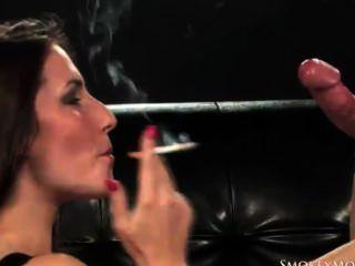 Fumar durante o sexo