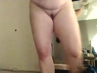 Big busty mature teasing na webcam