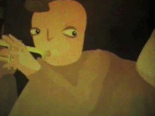 Divertimento real dos desenhos animados da canção por satyriasiss