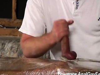 Twink filme de você sabe que este menino dominante gosta de fazer um studs boner