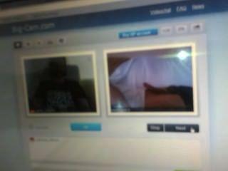 Webcam pénis pequeno