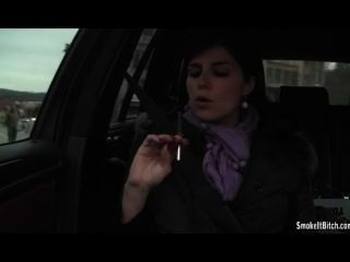 Sobranie fumando bj